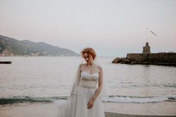 Rose Gold and Copper Cinque Terre Fall Wedding Inspiration – Di Luce e d Ombra – Greta Betton Wedding Planner 7