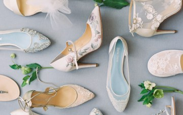 The Best Places To Buy Wedding & Bridal Shoes Online