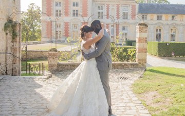 Autumn Wedding Inspiration From A French Countryside Chateau