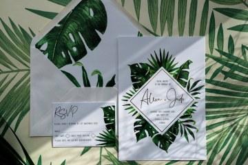 Bold Tropical Wedding Inspiration – Katerina Antos-Lewis Photography 15