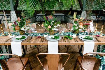 Bold Tropical Wedding Inspiration – Katerina Antos-Lewis Photography 7
