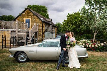 Charming English Wildflower Wedding At The Family Farm – Jonny Barratt Wedding Photography 12