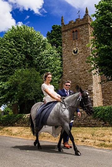 Charming English Wildflower Wedding At The Family Farm – Jonny Barratt Wedding Photography 17