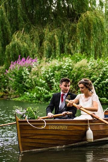 Charming English Wildflower Wedding At The Family Farm – Jonny Barratt Wedding Photography 37