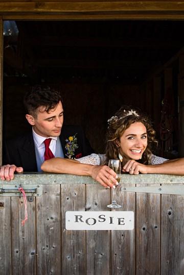 Charming English Wildflower Wedding At The Family Farm – Jonny Barratt Wedding Photography 39
