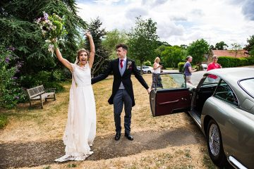 Charming English Wildflower Wedding At The Family Farm – Jonny Barratt Wedding Photography 5