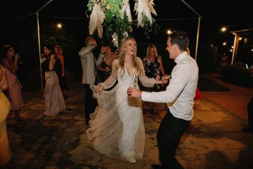 Chic Australian Garden Wedding with A Sparkling Wedding Dress – David Campbell Imagery 10