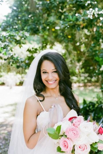 Elegant Blush Southern Plantation Wedding – Molliner Photography 11