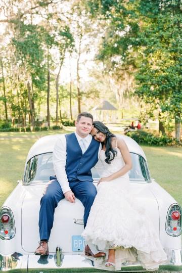 Elegant Blush Southern Plantation Wedding – Molliner Photography 33