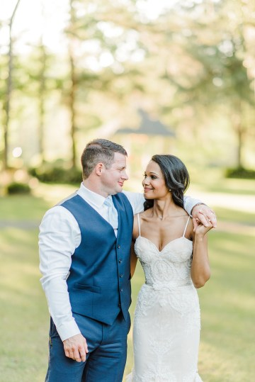 Elegant Blush Southern Plantation Wedding – Molliner Photography 36