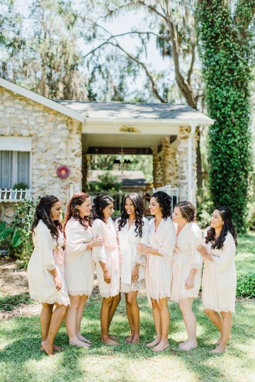 Elegant Blush Southern Plantation Wedding – Molliner Photography 6