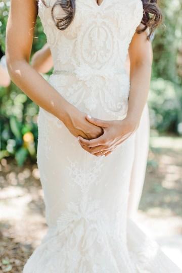 Elegant Blush Southern Plantation Wedding – Molliner Photography 7