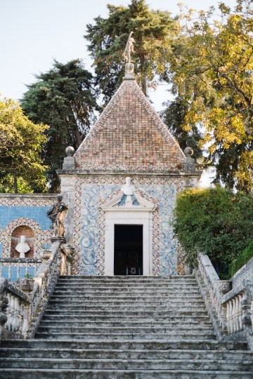 Historical Blue-tiled Palace Destination Wedding in Portugal – Jesus Caballero Photography 10