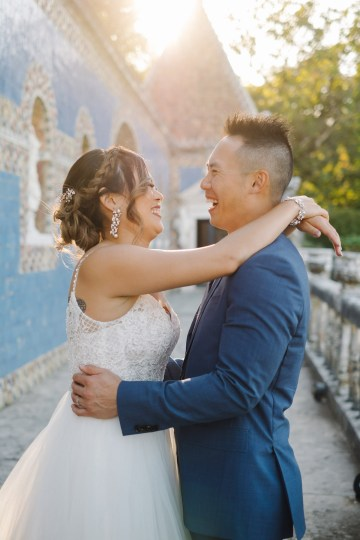 Historical Blue-tiled Palace Destination Wedding in Portugal – Jesus Caballero Photography 16