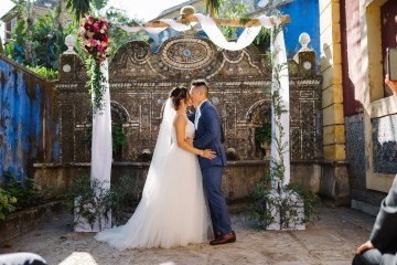 Historical Blue-tiled Palace Destination Wedding in Portugal – Jesus Caballero Photography 34