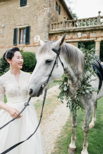 Lavish Jazz-era Italian Destination Wedding – Stefano Santucci 30