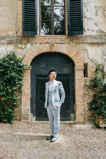 Lavish Jazz-era Italian Destination Wedding – Stefano Santucci 32