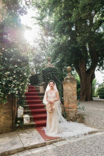 Lavish Jazz-era Italian Destination Wedding – Stefano Santucci 40