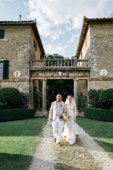 Lavish Jazz-era Italian Destination Wedding – Stefano Santucci 43