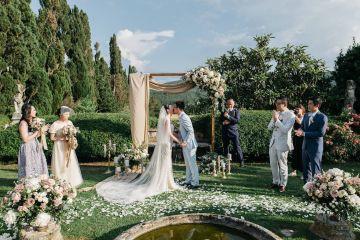 Lavish Jazz-era Italian Destination Wedding – Stefano Santucci 69