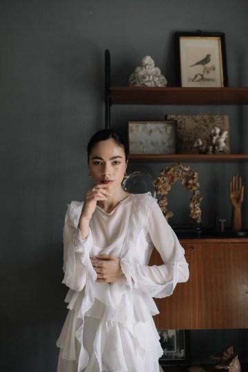 Artistic Avant-Garde Spanish Wedding Inspiration – Vanessa Illi 10