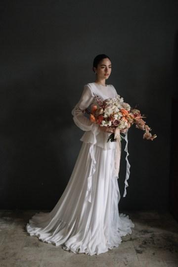Artistic Avant-Garde Spanish Wedding Inspiration – Vanessa Illi 14