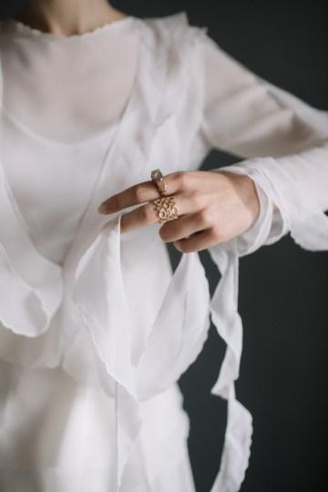 Artistic Avant-Garde Spanish Wedding Inspiration – Vanessa Illi 20