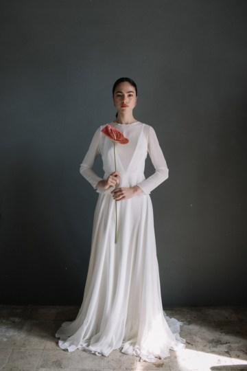 Artistic Avant-Garde Spanish Wedding Inspiration – Vanessa Illi 29