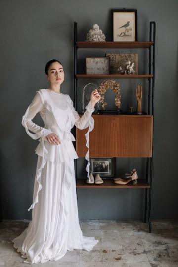 Artistic Avant-Garde Spanish Wedding Inspiration – Vanessa Illi 3