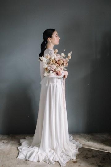 Artistic Avant-Garde Spanish Wedding Inspiration – Vanessa Illi 35