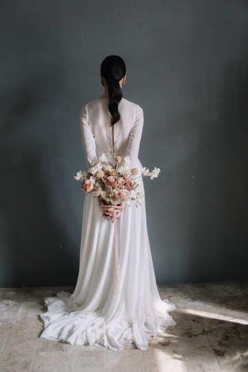 Artistic Avant-Garde Spanish Wedding Inspiration – Vanessa Illi 38