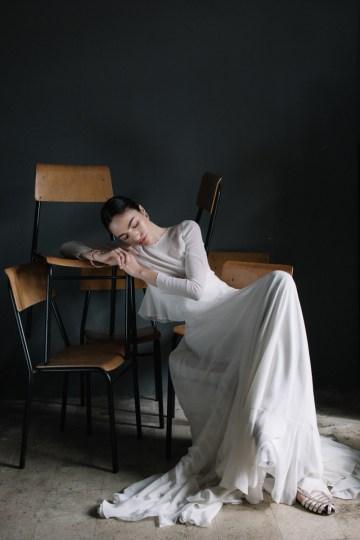 Artistic Avant-Garde Spanish Wedding Inspiration – Vanessa Illi 42