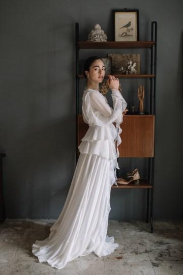 Artistic Avant-Garde Spanish Wedding Inspiration – Vanessa Illi 5
