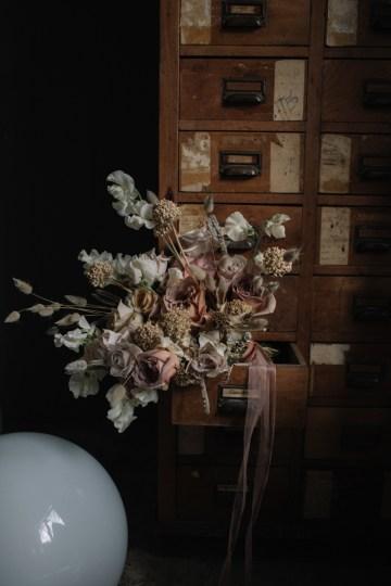 Artistic Avant-Garde Spanish Wedding Inspiration – Vanessa Illi 54