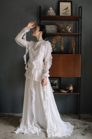 Artistic Avant-Garde Spanish Wedding Inspiration – Vanessa Illi 6