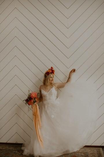 Frida Kahlo Inspired Wedding Inspirations – Devyn Spangler Photography 16