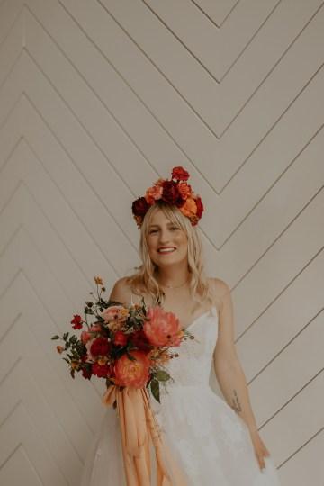 Frida Kahlo Inspired Wedding Inspirations – Devyn Spangler Photography 17