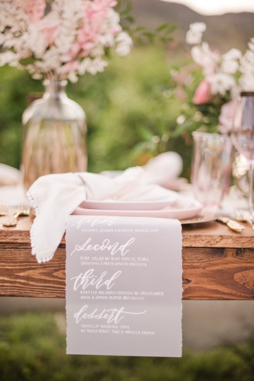 Pink Boho Farm Wedding Inspiration filled with Pretty Details – Carrie McCluskey Photo 11