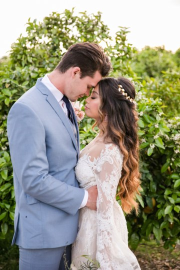 Pink Boho Farm Wedding Inspiration filled with Pretty Details – Carrie McCluskey Photo 15
