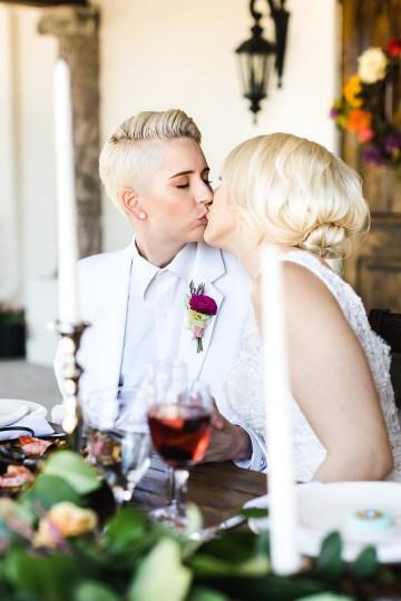 Same Sex Spanish Inspired San Antonio Wedding Inspiration – Xiaoqi Li Photography 24