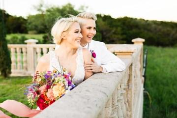 Same Sex Spanish Inspired San Antonio Wedding Inspiration – Xiaoqi Li Photography 6