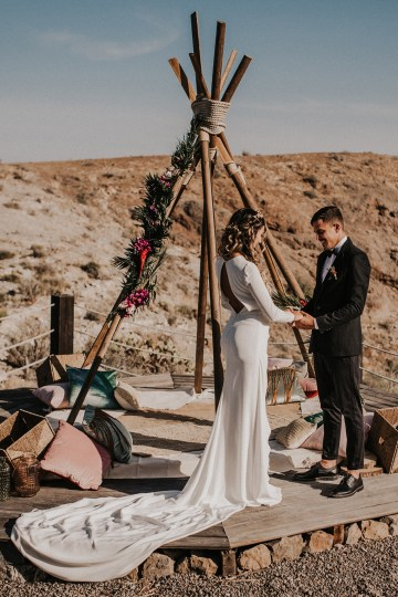 Secluded Gran Canaria Elopement with Panoramic Views – Weddings and Events by Natalia Ortiz – El Momento Perfecto 16