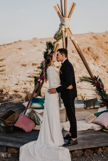 Secluded Gran Canaria Elopement with Panoramic Views – Weddings and Events by Natalia Ortiz – El Momento Perfecto 19