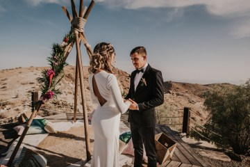 Secluded Gran Canaria Elopement with Panoramic Views – Weddings and Events by Natalia Ortiz – El Momento Perfecto 2