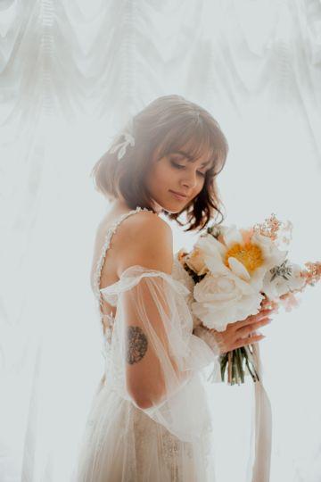 Ethereal Secret Garden Wedding Inspiration – Patrycja Wojtkowiak – Pure Love Weddings 15