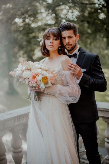 Ethereal Secret Garden Wedding Inspiration – Patrycja Wojtkowiak – Pure Love Weddings 36