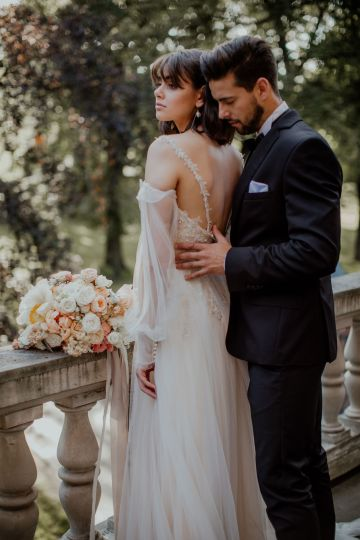 Ethereal Secret Garden Wedding Inspiration – Patrycja Wojtkowiak – Pure Love Weddings 39