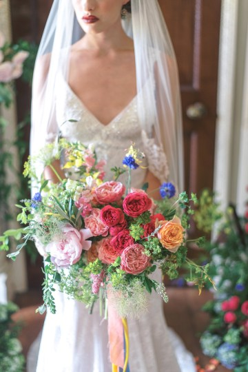 Glamorous Downton Abbey Wedding Inspiration – Cooper Photography 19