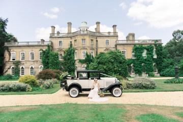 Glamorous Downton Abbey Wedding Inspiration – Cooper Photography 2
