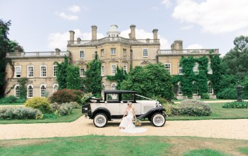 Glamorous Downton Abbey Wedding Inspiration